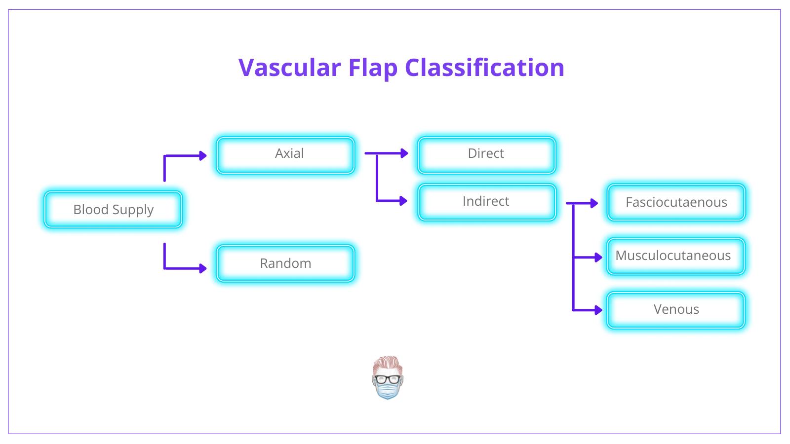 Vascular Flap Classification, Blood Supply, Flaps, Axial Flap, Random Flap, Fasciocutaenous Flap, Fasciocutaneous Flap, Musculocutaenous Flap, Musculocutaneous Flap